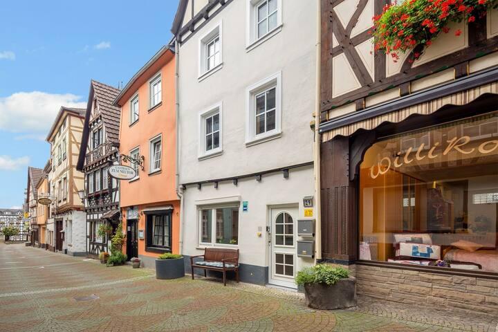 Pleasant Apartment in Linz near River Rhine