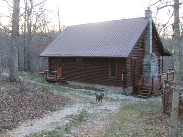 Cabin in the Ozarks