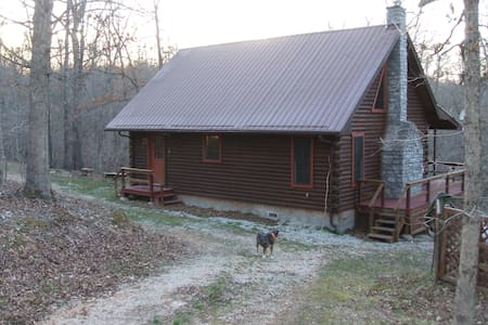 Cabin in the Ozarks - Anderson