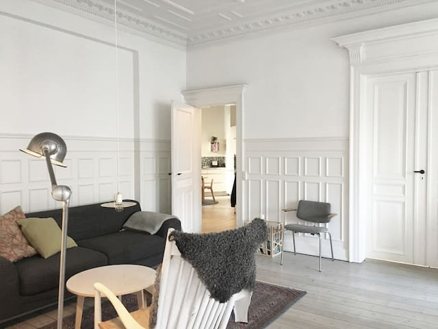 Cosy apartment perfect situated - Kopenhag - Daire