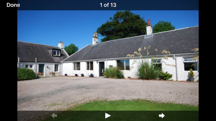 1 Lawhill Cottage