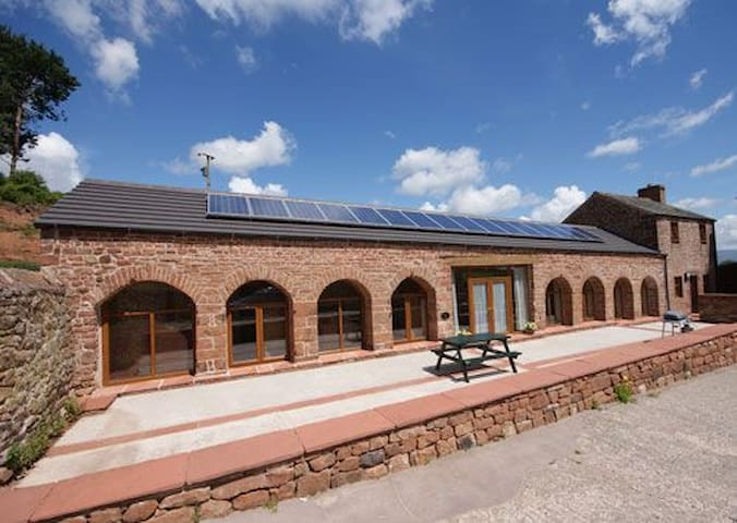 PHEASANT COTTAGE, Near Penrith, Eden Valley - Penrith - House