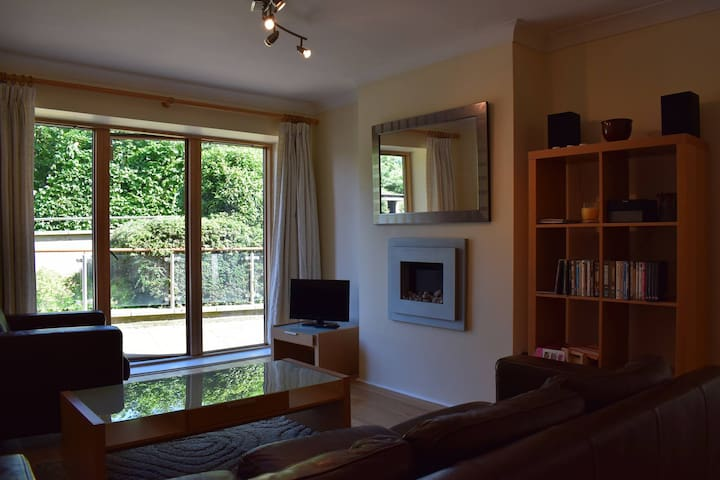 Beautiful Big Ground Floor apartment - Dundrum - Apartamento