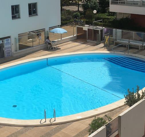 Appartement La grande Grande-Motte/piscine