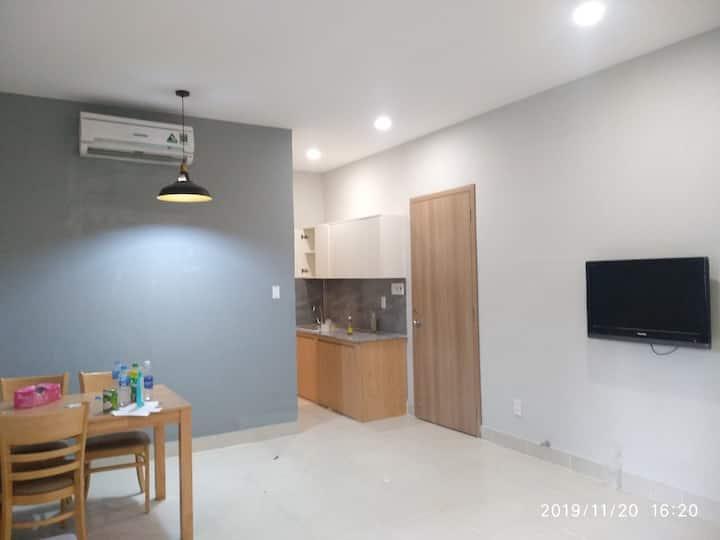 Căn Hộ 2 phòng ngủ đầy đủ nội thất Quận Bình Tân