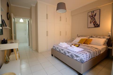 Sfeervol appartement in Patras