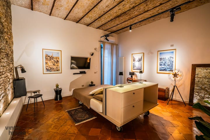 Vinto House Salerno Old Town - Old Town Apartment