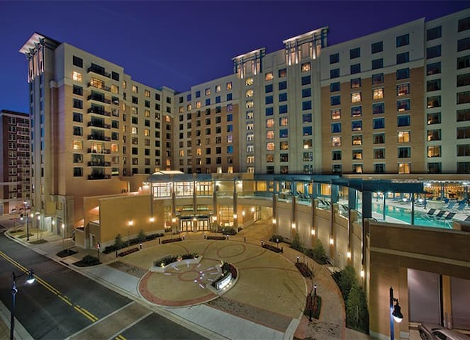 Washington, D.C.-Wyndham at National Harbor