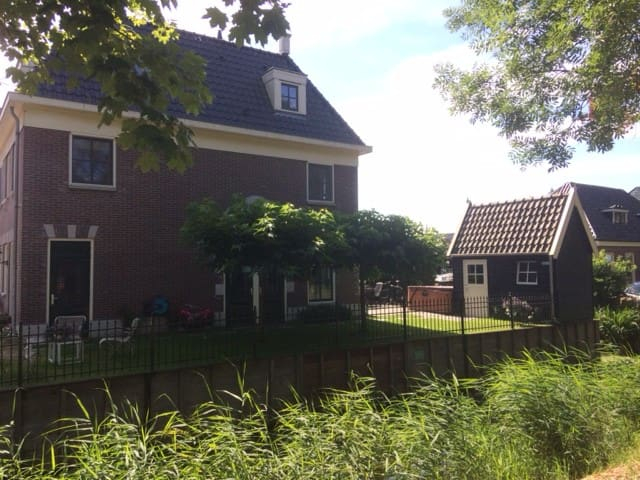 Family house in the Netherlands, Noord-Holland