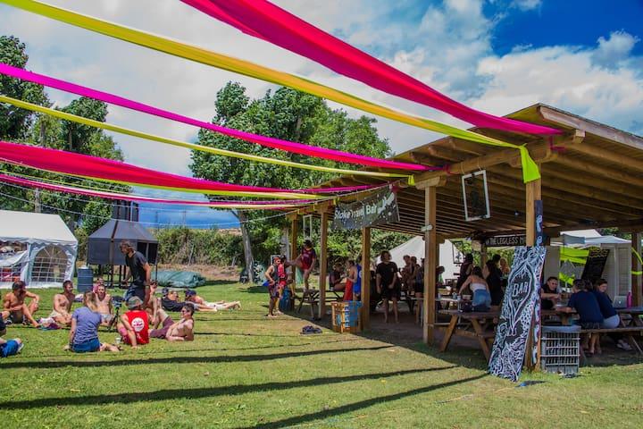 San Vino (Haro) Twin Share All-Inclusive Camping