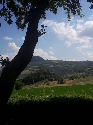 B&B Agriturismo Le Due Noci in Val Trebbia