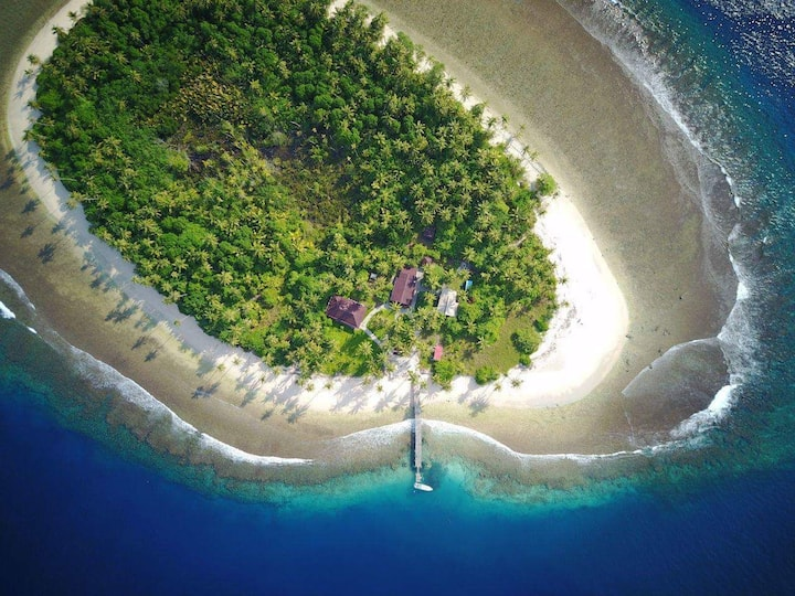 Private Island Yoga Retreat & Diving Experience