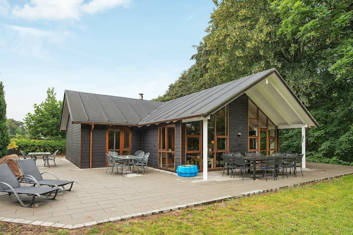 Modern Holiday Home in Aabenraa with Sauna