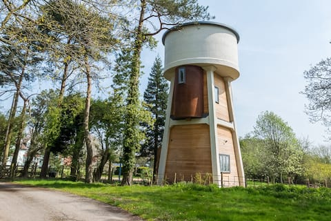 The Water Tower at Long Meadow Farm