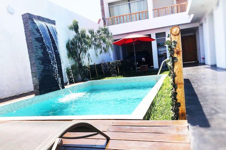 Habitacion Matrimonial - Paracas Guest House