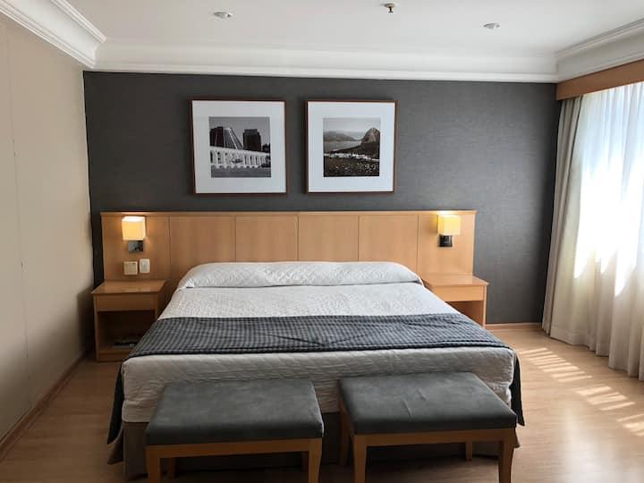 Apart hotel na Barra