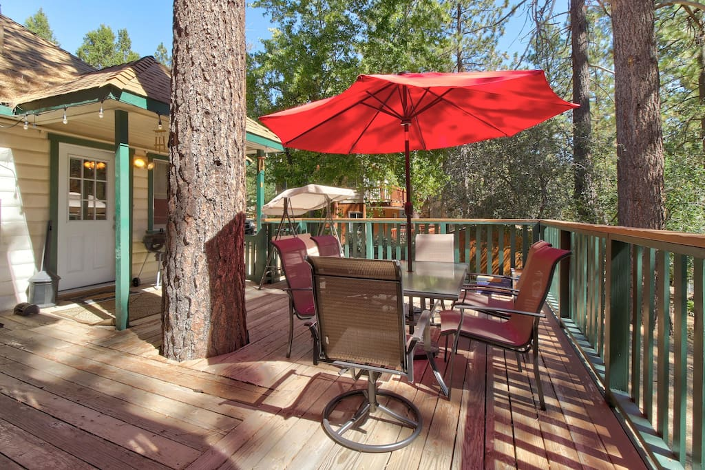 Airbnb Big Bear Dog Friendly