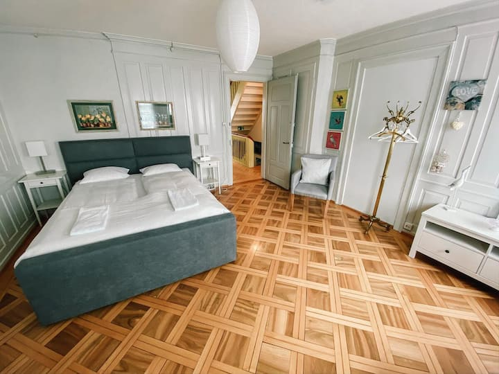 CityLodge St.Gallen - Large Double Room