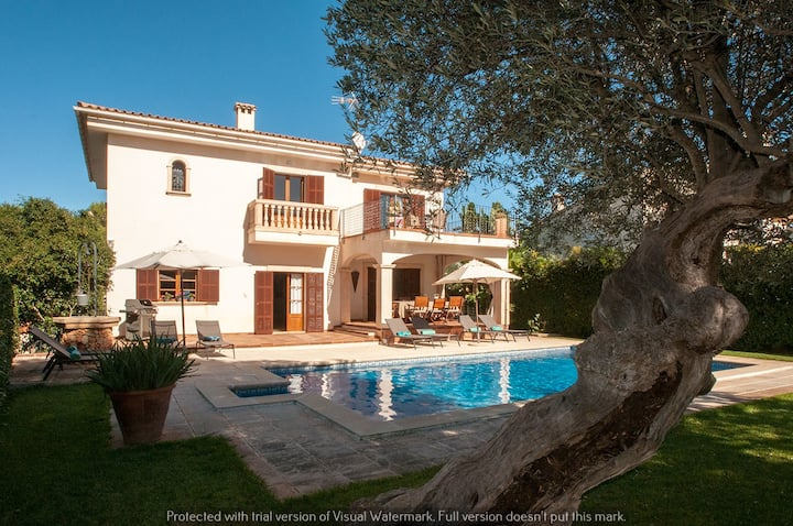 Villa Martina - Holiday home in Portcristo