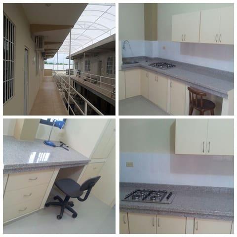 habitaciones privadas en portoviejo, amobladas - Portoviejo