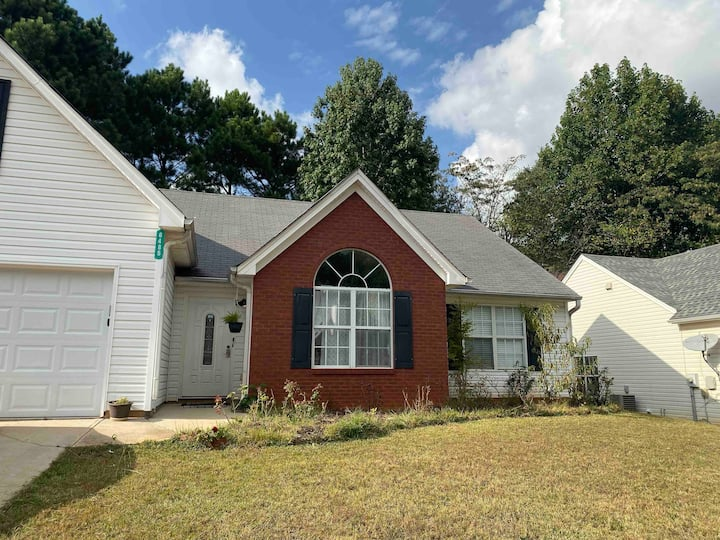 Lovely  House Near  Historic  Downtown Norcross