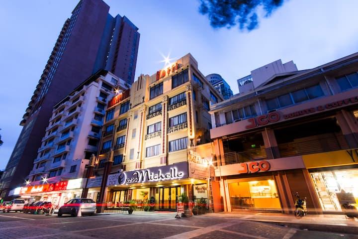 Miramar Hotel, the best themed hotel in Manila