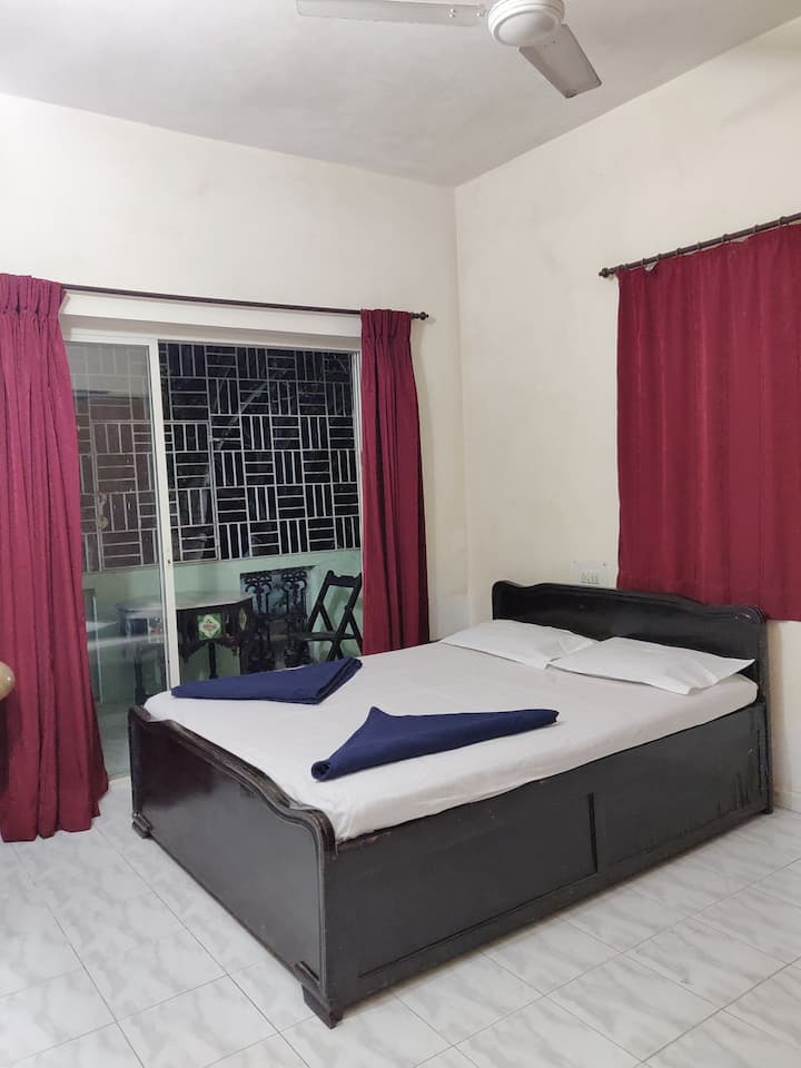 1bhk Holiday Home in Candolim Goa