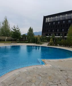 Relaxing nature view apartment - Razlog