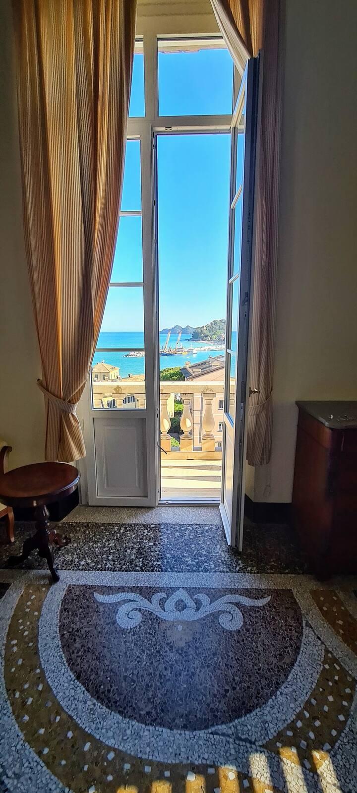 """Villa Storica Gelsomino Camera """"Portofino"""""""