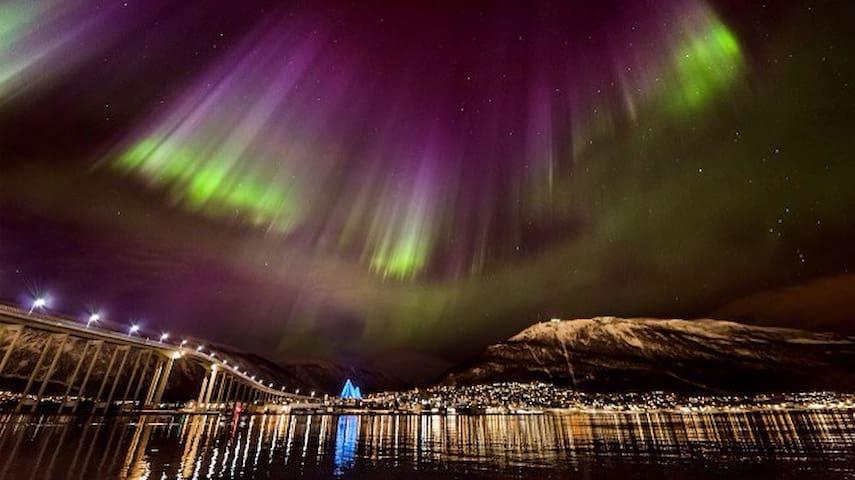 Flott bolig for 3 personer - Tromsø - Casa
