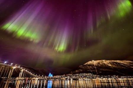 Flott hus for 3 personer - Tromsø