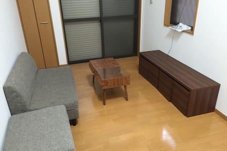 駅南102☆博多駅から南に歩いて10分。わかりやすいですよ - Fukuoka-shi - Appartamento