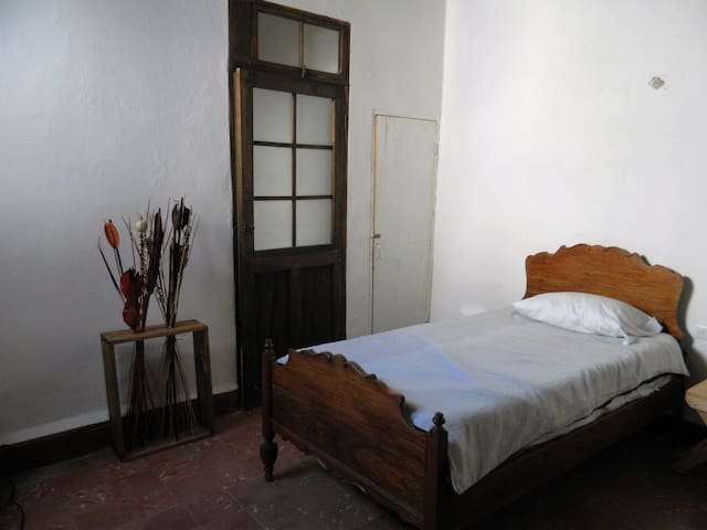 Habitacion privada en Barrio Antiguo