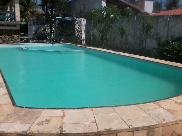 # Casa de praia na Taíba, grande e aconchegante! #