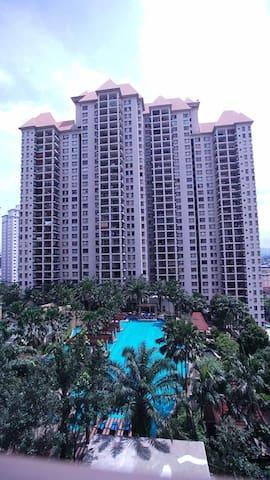 Your Home in Kuala Lumpur Entire Condo!
