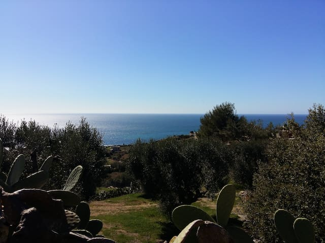 Stunning views on the Jonian Sea - Torre Vado - Villa