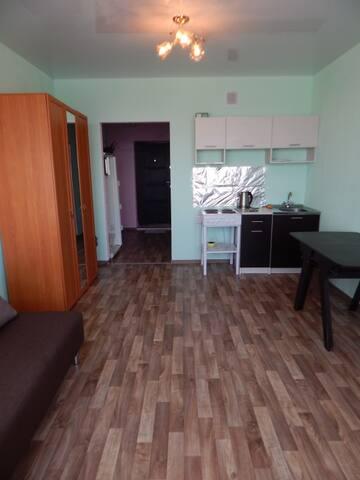 Квартира в Рощино