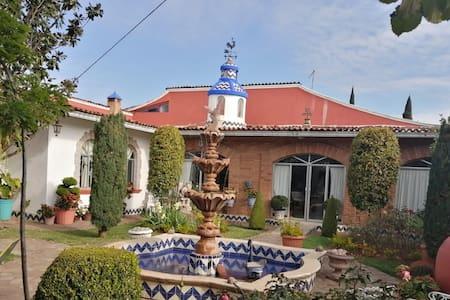 Casa de la Tranquilidad