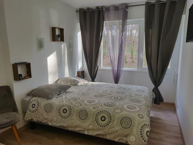 Noisy-le-Grand : Bienvenue à tous chambre privée