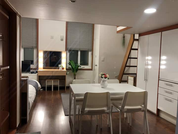 *Olive House2* Nearby Myeong Dong & Namsan Tower
