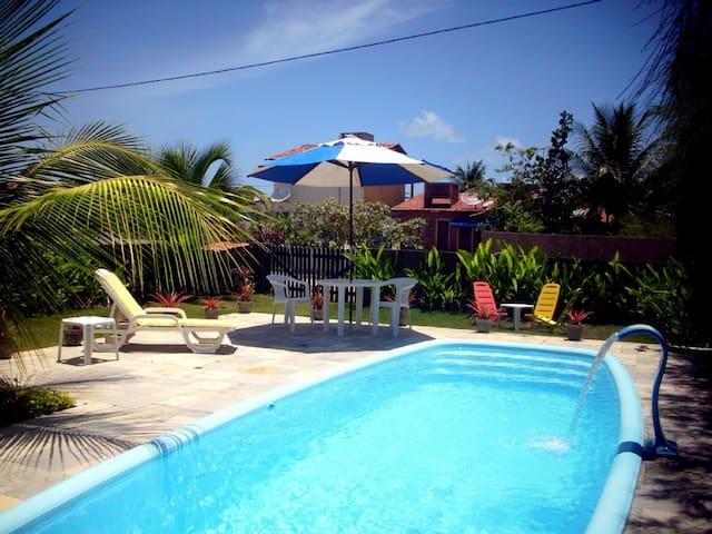 Casa na Praia dos Carneiros com Piscina Exclusiva!