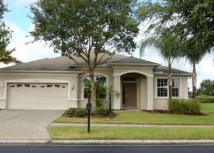 Private Cozy Room - Wesley Chapel - Casa