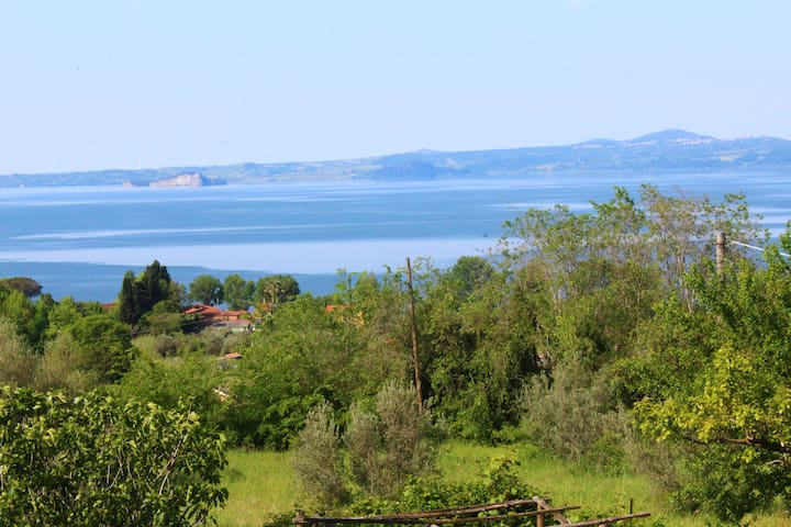 Cosy 2BD Flat with Parking-Bolsena  - Bolsena - Apartment