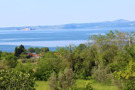 Cosy 2BD Flat with Parking-Bolsena  - Bolsena - Wohnung