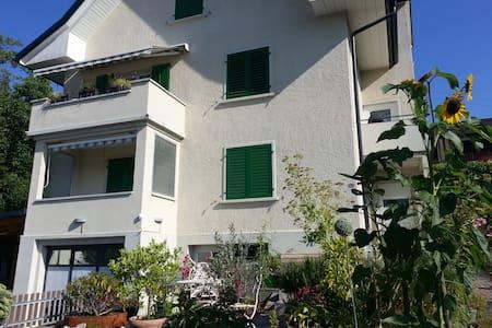 Pflanzen (grün) Zimmer Privathaus - Bellach - Lejlighed