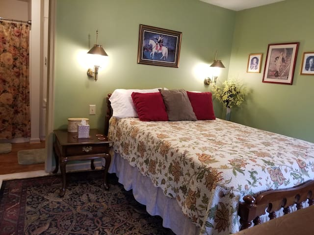 Aldrich House B&B Lewis Room