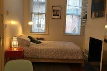 Garden Studio Minutes to Lower Manhattan
