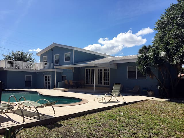 1310 Magnificent  Newly renovated House - West Palm Beach - Hus