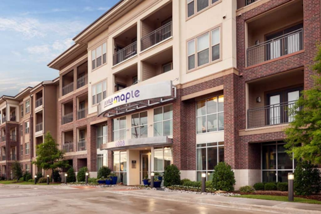 One Bedroom For The New Year Apartments For Rent In Dallas Texas United States
