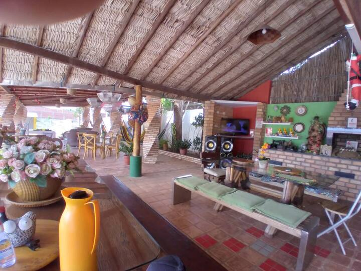 Paraíso dos Guarás, sua tranquilidade garantida